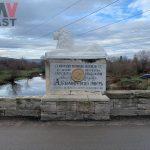 Почистен бе първият Лъвов мост в България село Самоводене