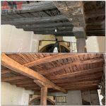 Бластиране на дървени и каменни повърхности