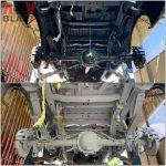 Цялостна обработка на шаси и дъно FORD F150